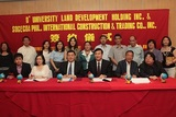 D`University Place Project Signing Ceremony