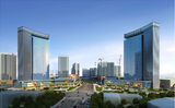 HEFEI Commercial City Plaza Location